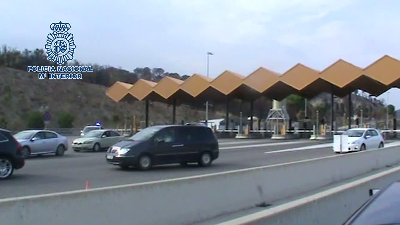La Policía Nacional recupera 86 vehículos y arresta a 14 personas, algunas en Balears