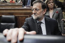 Rajoy cree «una huida de la responsabilidad» las elecciones  catalanas
