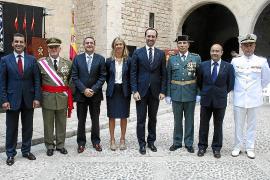 La Guardia Civil celebra su patrona, la Virgen del Pilar