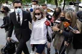 La jueza acuerda prisión provisional y sin fianza para la exmujer de Mainat