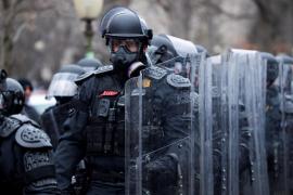 La Policía del Capitolio dice que no existen «amenazas de seguridad externas» tras el asalto de seguidores de Trump