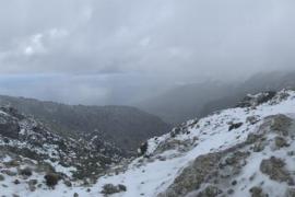 Noche fría en Mallorca y con heladas en la Serra