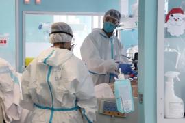 Los datos del coronavirus en Baleares a 7 de enero