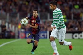 Un gol de Alba en el tiempo añadido resuelve un partido agónico (2-1)
