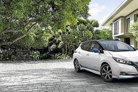 El Nissan Leaf acaba de cumplir diez años en el mercado