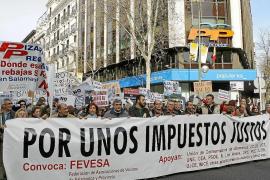 Nueve de cada diez españoles creen que los impuestos son injustos