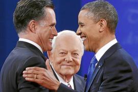 Obama gana el tercer asalto
