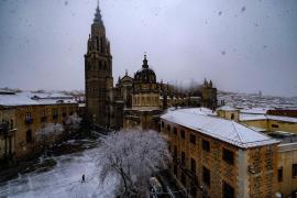 'Filomena' deja en España el récord de temperatura de -20ºC