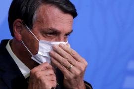 Bolsonaro defiende a Trump e insiste en que hubo fraude electoral