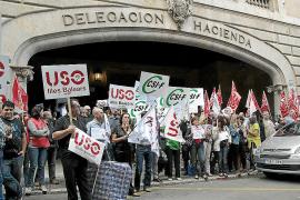 Los sindicatos cifran en 1.000 millones el fraude fiscal en Balears