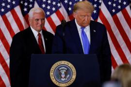 Trump está considerando perdonarse a sí mismo para eludir posibles investigaciones