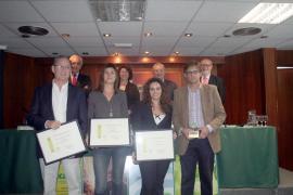 Amer e Hijos, Estel, Meliá y Servicios Técnicos Portuarios ganan los Premios CAEB 2012