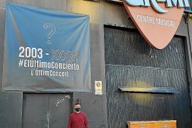 Es Gremi suspende sus eventos y conciertos indefinidamente ante las nuevas restricciones