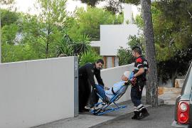 Dos encapuchados dan una paliza a un empresario alemán en Andratx