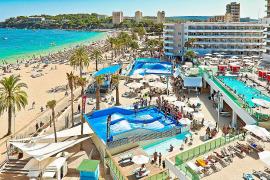 Meliá Hotels concluye la primera fase de su proyecto Calvià Beach Resort