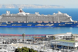 Las navieras suspiran por reactivar los viajes a Mallorca en primavera