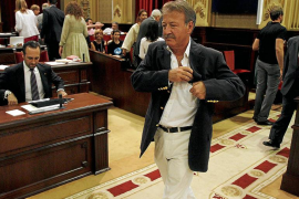 Antoni Mesquida deja la Conselleria de Salut por las críticas de un sector del PP