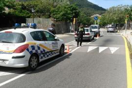 Herido grave un hombre tras ser arrastrado por el fuerte oleaje en Valldemossa