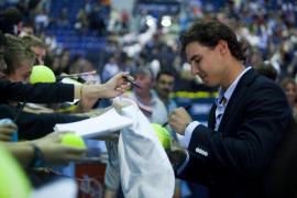 Rafa Nadal no jugará ni el Masters de París ni la Copa de Maestros