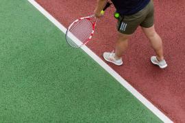 Permitidas las actividades deportivas entre no convivientes al aire libre, si no son de contacto