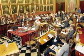 El gobierno de Isern no tiene previsto ceses masivos de interinos