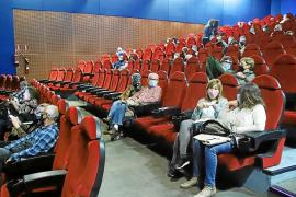 Los teatros y cines de Palma se preparan para las restricciones de la tercera ola