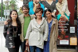 'Lúcido', un melodrama familiar que conjuga «lágrimas y carcajadas»