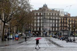 Dos personas sin hogar fallecen en Barcelona durante la ola de frío