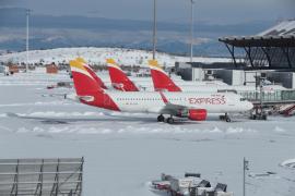 El tráfico aéreo entre Madrid y Baleares empieza a recuperarse