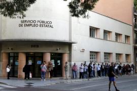 El paro bajó en 7.600 personas en Baleares y la tasa se sitúa en el 19,47%