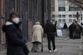 Alemania, con 891 muertes en un día, supera los 41.000 fallecidos