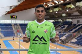 El Palma Futsal firma al ala brasileño Cléber
