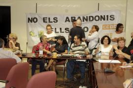 Bauzá recibirá a los jubilados del IB-Salut que pierden una parte de su paga mensual