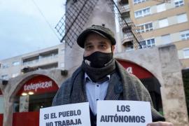El promotor de la manifestación se enfrenta a una posible multa de 600 euros