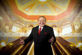 Fallece Sheldon Adelson, magnate del juego y donante republicano