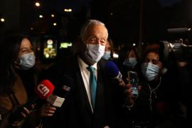 El presidente portugués da negativo por segunda vez tras el positivo por coronavirus