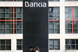 Bankia pierde 7.053 millones hasta septiembre