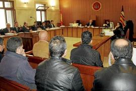 Condenado un guardia civil por colaborar con una banda de narcos en Menorca