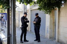 La dueña de una casa de La Vileta se topa con un intruso