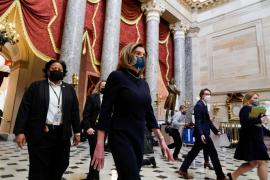 La Cámara de Representantes aprueba abrir un nuevo 'impeachment' a Trump