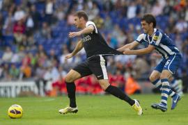 El Espanyol araña un punto ante un Málaga poco europeo