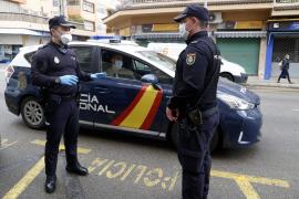 Detenido un gorrilla en Palma por amenazar a otro tras una discusión por la zona de trabajo