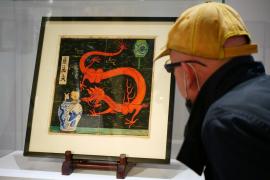 Nuevo récord: la acuarela de Tintín, vendida por 3,1 millones de euros
