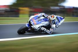 Jorge Lorenzo se proclama bicampeón del Mundo de MotoGP en Australia
