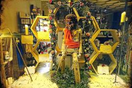 El 'sentiment santantonier' en Manacor pone el calor a una fiesta tomada por el 'Dimoni'