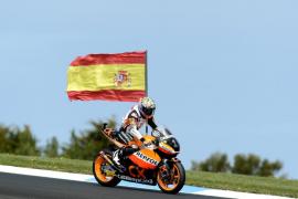 Espargaró cumple a la perfección, pero Márquez se proclama campeón de Moto2