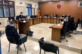 Condenado un joven a dos años de cárcel por abusos sexuales a su prima menor de edad en Mallorca