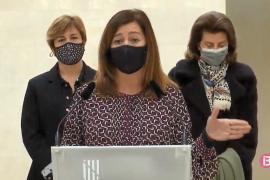 «Somos conscientes del dolor por las medidas específicas en Mallorca e Ibiza»