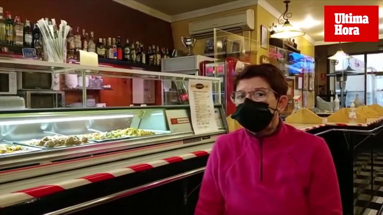 Bar Es Pont: «Seguimos ofreciendo menús»