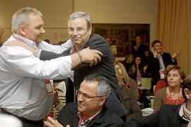 IBIZA - SEGUNDO CONGRESO DEL FSE PSOE DE IBIZA.  PEDRO CAMPILLO , NUEVO SECRETARIO GENERAL